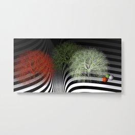 fancy landscape  Metal Print