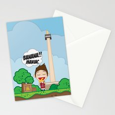 BANANA MANIAC Stationery Cards