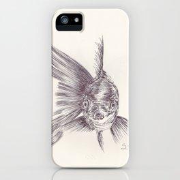 BALLPEN FISH 2 iPhone Case