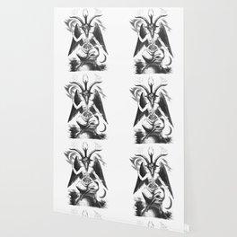 Baphomet - Satanic Church Wallpaper