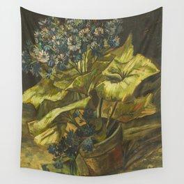 Vincent van Gogh - Cineraria Wall Tapestry