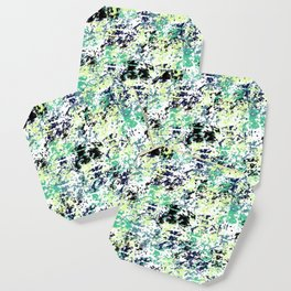 Abstract pattern 152 Coaster