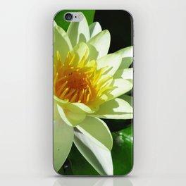 ninfea iPhone Skin