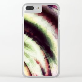 Graphically Clear iPhone Case