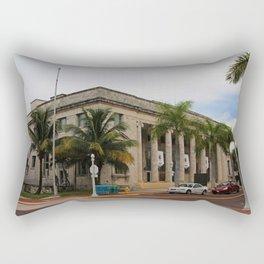 Sydney and Berne Davis Art Center I Rectangular Pillow