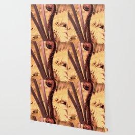 Exotical Fern Wallpaper