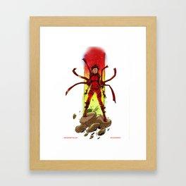 Phoenix Phorce Framed Art Print