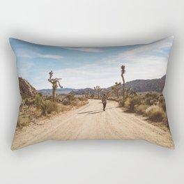 Joshua Tree Explorer Rectangular Pillow