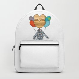 Space Heart Backpack