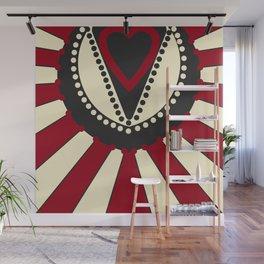 LOVE TTY N2 Wall Mural