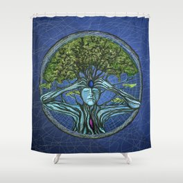 Ent Shower Curtain