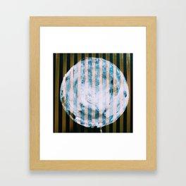 Full Cold Moon Framed Art Print