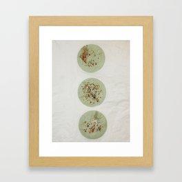 Leftovers: Cupcake III Framed Art Print