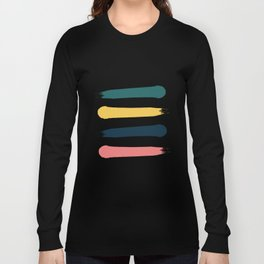 Swatches Little Retro Long Sleeve T-shirt