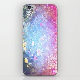 Flora Light iPhone Skin
