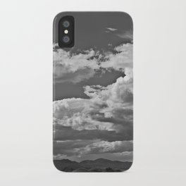 Desert Strom XI iPhone Case