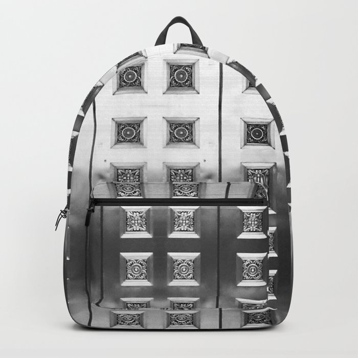 Courting Metal Backpack