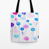 candy Tote Bags featuring Candy by DuckyB