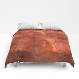 Abstract Nudes Comforters