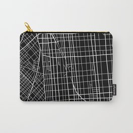 Fishtown and South Kensington Map Carry-All Pouch