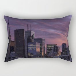 Summer in the 6ix Rectangular Pillow