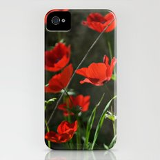 Anemones and Rock Slim Case iPhone (4, 4s)