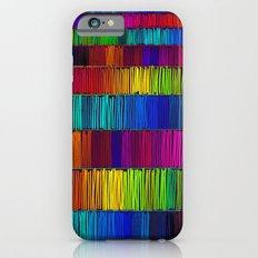 Prismatic Rainbow (Reverse) Slim Case iPhone 6s