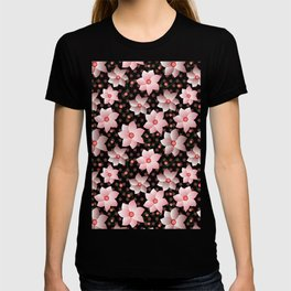 Blossoms in Strawberry Ice T-shirt