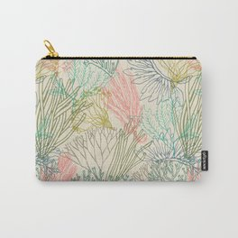 Flowing sea Carry-All Pouch