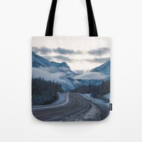 the national Tote Bags featuring Kootenay National Park by Tasha Marie