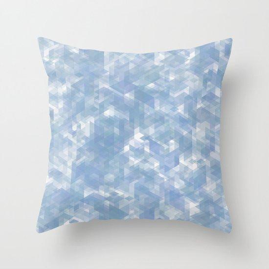 Panelscape - #4 society6 custom generation Throw Pillow