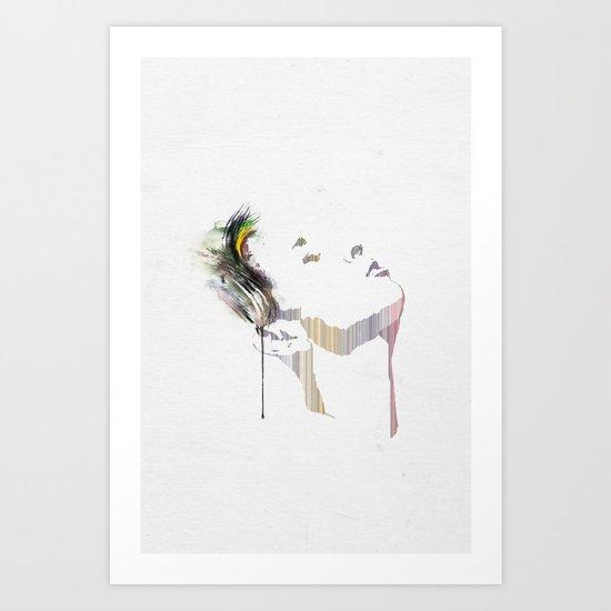 Imprint Art Print