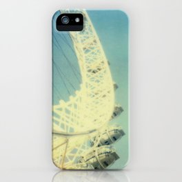 London Eye iPhone Case