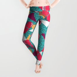 Pills Pattern 014 Leggings