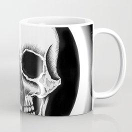 Eclipsed Skull Coffee Mug