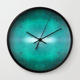 Silver Springs Wall Clock