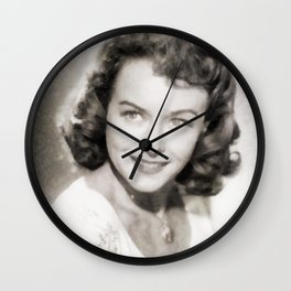 Paulette Goddard, Vintage Actress Wall Clock