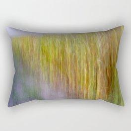 Cornfields. Memories of Van Gogh.... Rectangular Pillow