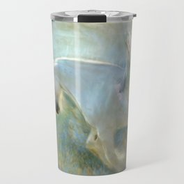 Angelic Horse Travel Mug