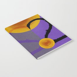 Amethyst Two Notebook