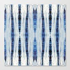 Nori Blue Canvas Print