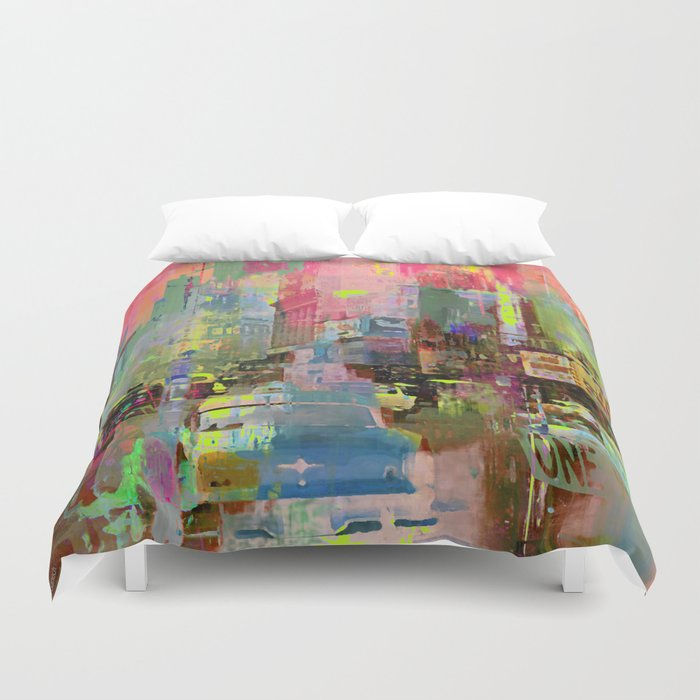 I Wanna Be Loved By You Duvet Cover