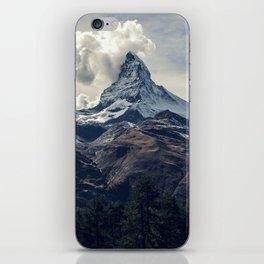 Crushing Clouds iPhone Skin