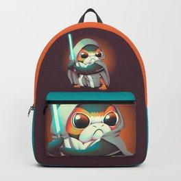 The Last Porg Backpack