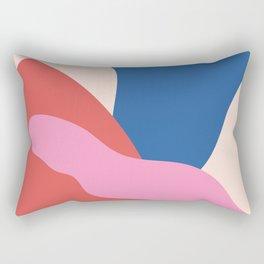 Big Shapes / Chewing Gum Rectangular Pillow