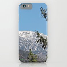 Southern California Snow Tease Slim Case iPhone 6s