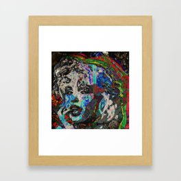 Monroe Framed Art Print