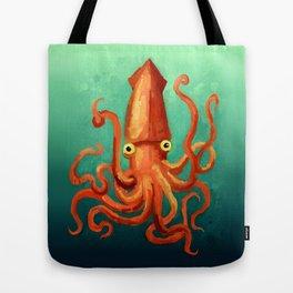 Giant Squid Tote Bag