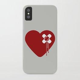 Heart Broken iPhone Case