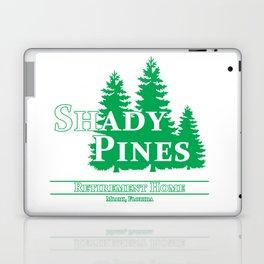 Shady Pines Ma! Laptop & iPad Skin